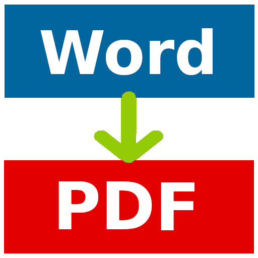 Any Word to PDF - word to pdf converter.